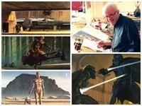 Иллюстратор Ральф МакКуорри— Вселенная «Звёздных войн». Продакшн-иллюстратор— это человек, который рисует кадры избудущего фильма для того, чтобы режиссёр смог заинтересовать импродюсеров. Также о...