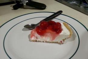 PHILADELPHIA® 3-STEP® No-Bake Cherry Cheesecake Image 2