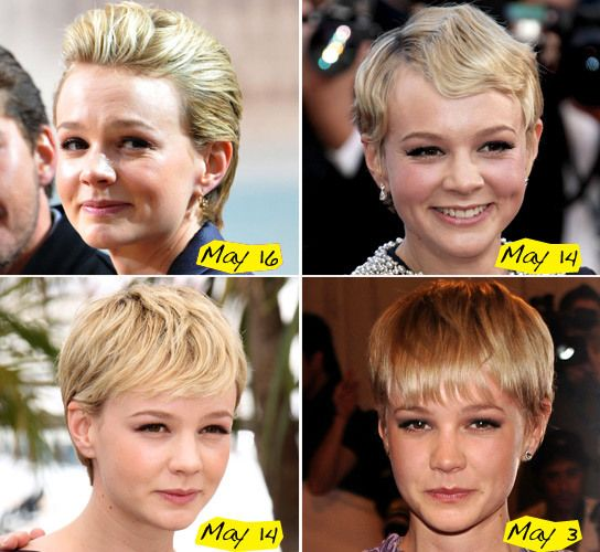 Ways To Style Short Hair 403 Best Haj Images On Pinterest  Short Hairstyle Pixie Cuts And