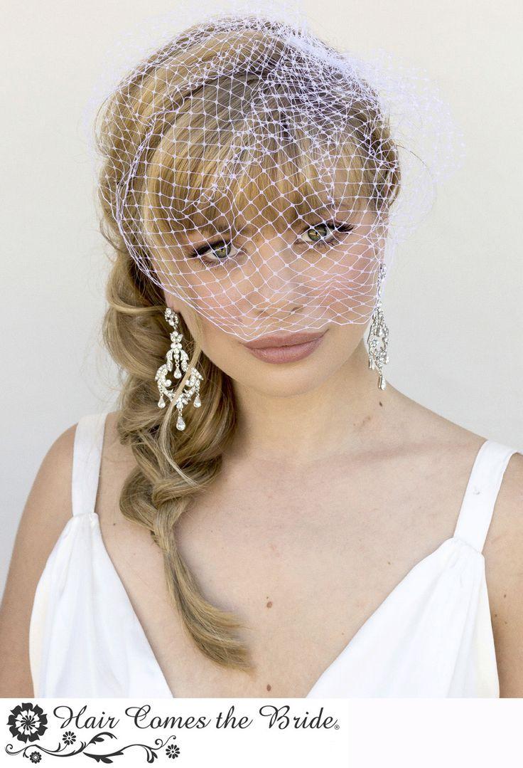 bridal side hair ideas