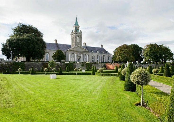 17th Century Baroque Gardens at RHK
