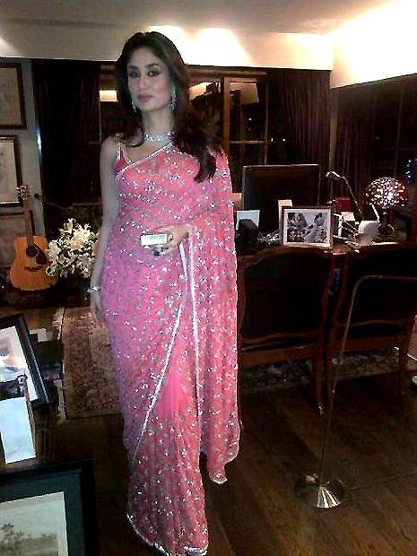 Bollywood, Tollywood & Más: Kareena Kapoor & Saif Ali Khan at a pre-wedding dinner