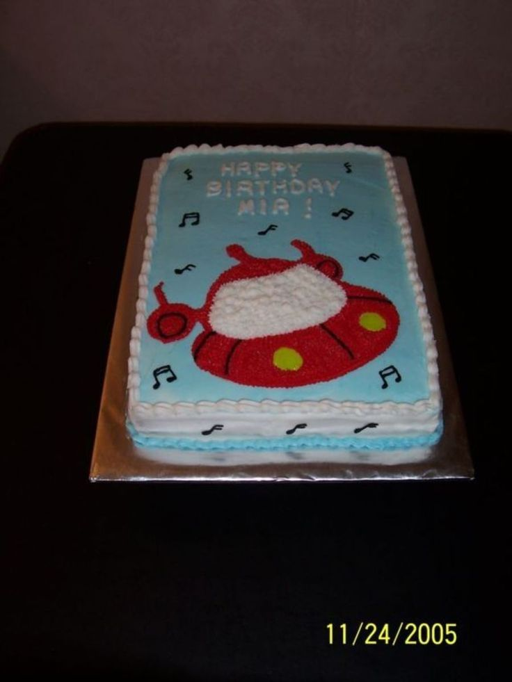 Little Einstein Party on Cake Central
