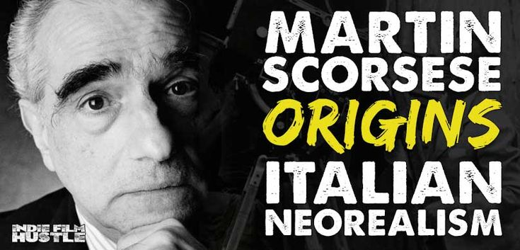 Legendary film director Martin Scorsese has stated many times that one of the biggest influences in his work was the Italian Neorealism period in Italy...
