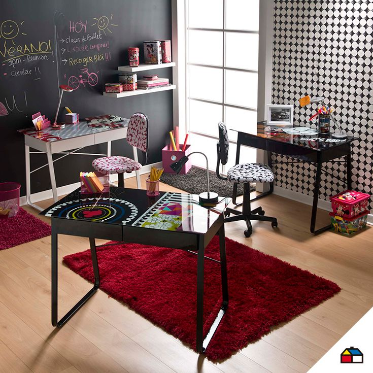 11 best el estudio perfecto images on pinterest for Decoracion hogar sodimac