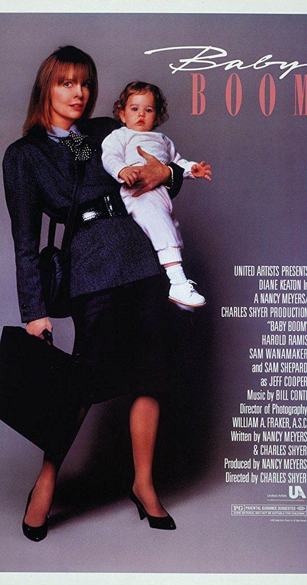 Baby Boom 🌟🌟½ | Directed by Charles Shyer. With Diane ...