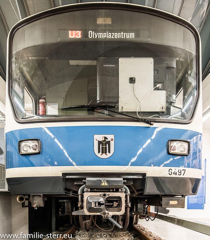U-Bahn Modell im MVG Museum München _____________________________ Bildgestalter http://www.bildgestalter.net
