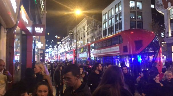 "London Police Respond To Oxford Circus Shooting ""As If' Terrorism"