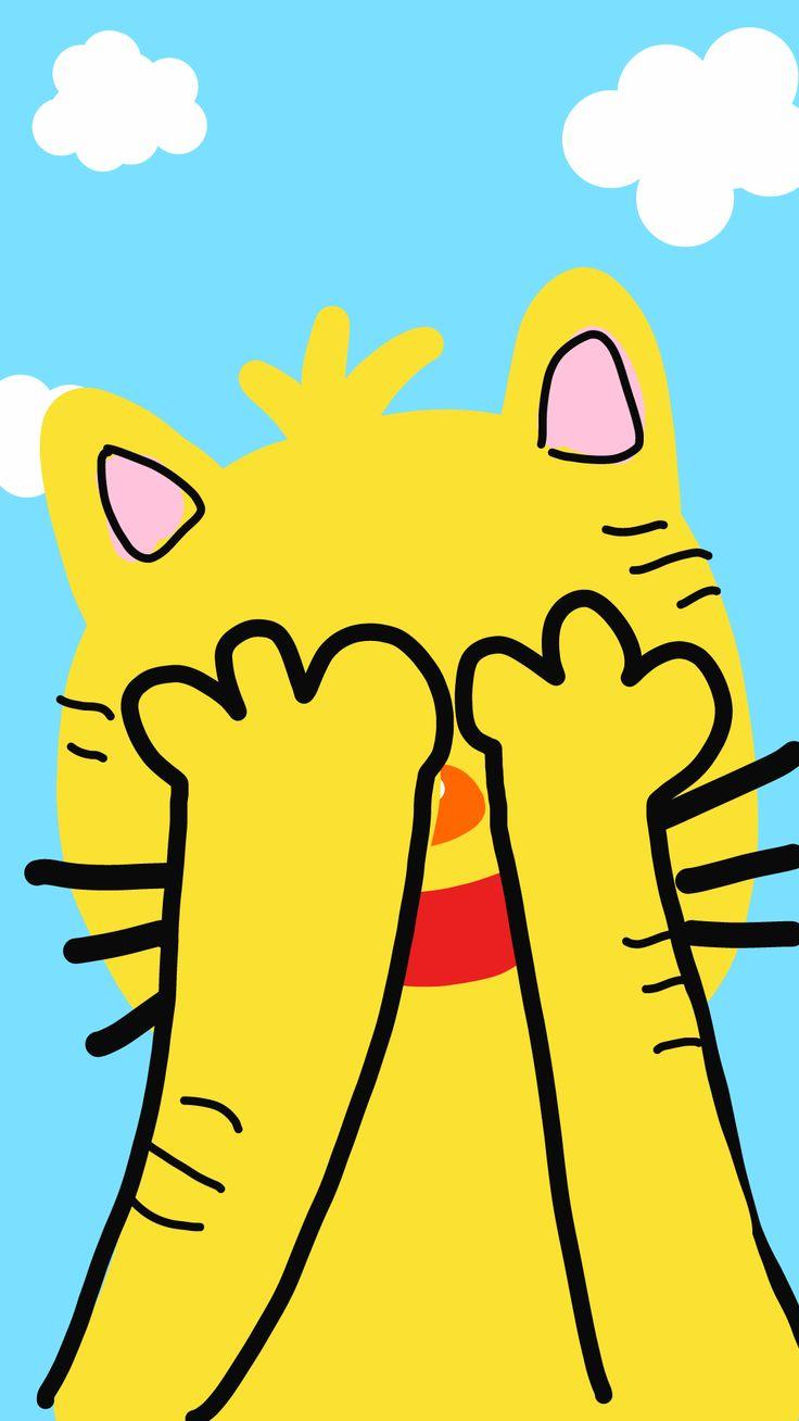 "yeage's drawing at Junimong. 10-10-2014 "" Play with Junimong! "" #kidsdrawing #junimong"