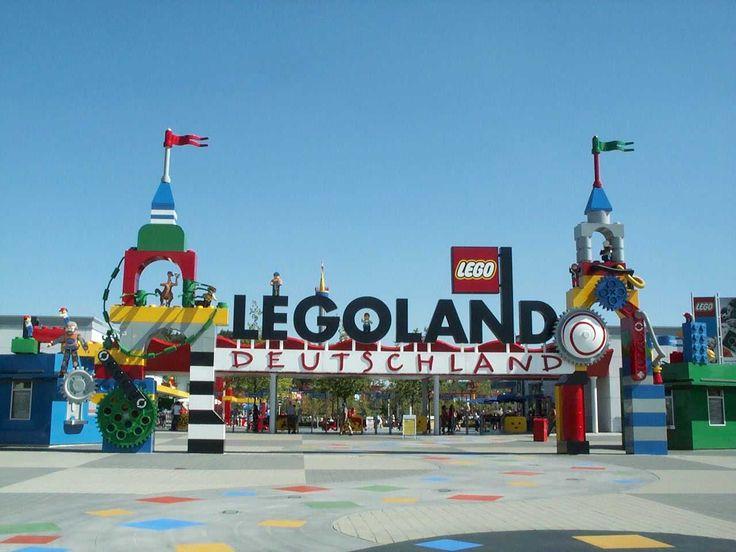 Parcul de distractii este situat in Gunzburg, in Bavaria (Sudul Germaniei), la 90 minute de mers cu masina de Munchen si Stuttgart, si ofera vizitatorilor peste 40 puncte de atractie, majoritatea imitand constructiile realizate de copii din piesele popularului joc Lego. Parcul este structurat in mai multe zone de atractie, si anume: Miniland, Lego X-treme, Adventure Land, Knights Kingdom, Imagination, Lego City, Pirates Land.