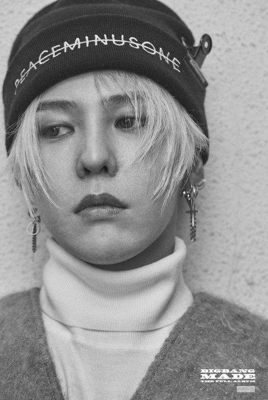 Jiyong - MADE The Full Album photos