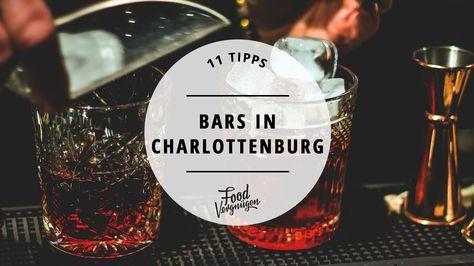 Ihr seid mal wieder in Charlottenburg unterwegs und auf der Suche nach einer Bar? Dann haben wir hier 11 Tipps für einen gelungenen Abend.