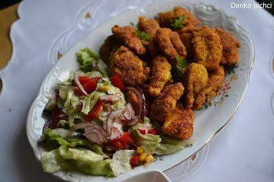 Danka pichci: Domowe nuggetsy z kurczaka