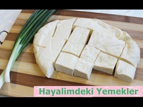 Wep sayfamızdan Evde Peynir yapımına ulaşmak için linki tıklamanız yeterli http://www.hayalimdekiyemekler.com/kahvaltilik-tarifler/evde-peynir-yapimi/ Peynir...