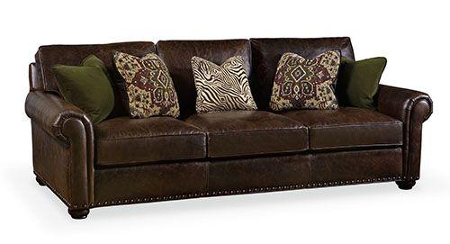 Bernhardt silverton sofa 3057l living room dining for Sofa 0 interest