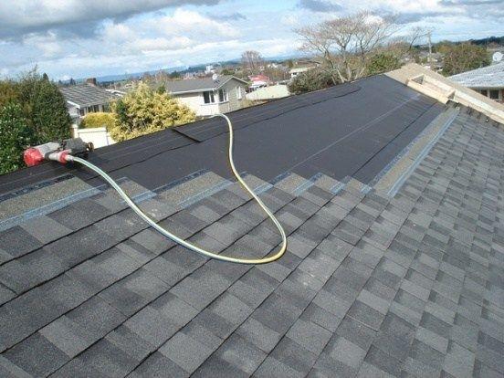 Repairing Damaged Asphalt Roof Shingles