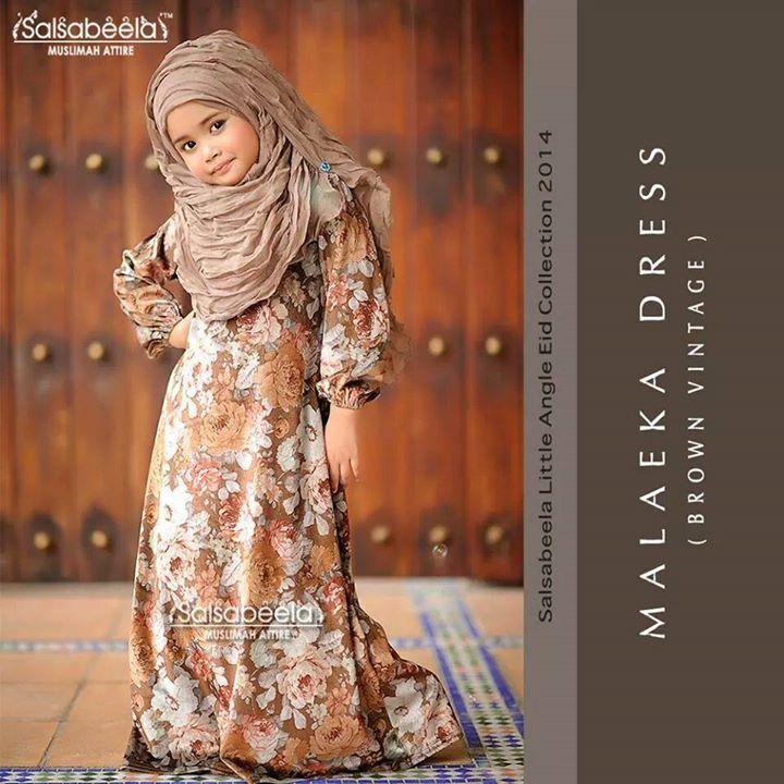 Abaya for kids - RM 99  FB Butiq Muslimah Anggun Original (whatsapp 017-6537277 )