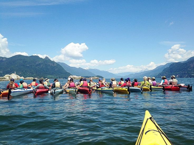 An hour from vancouver bowen island takes visitors deep