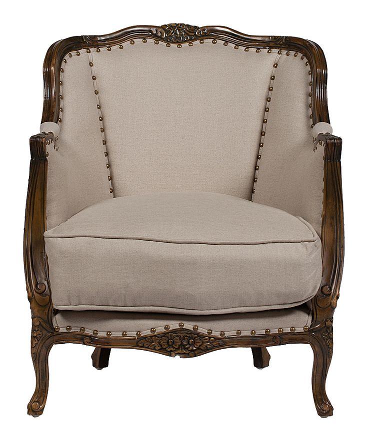 Метки: Кресла для дома, Кресла с деревянными подлокотниками, Кресло для отдыха.              Материал: Ткань, Дерево.              Бренд: DG Home.              Стили: Классика и неоклассика.              Цвета: Бежевый, Коричневый.