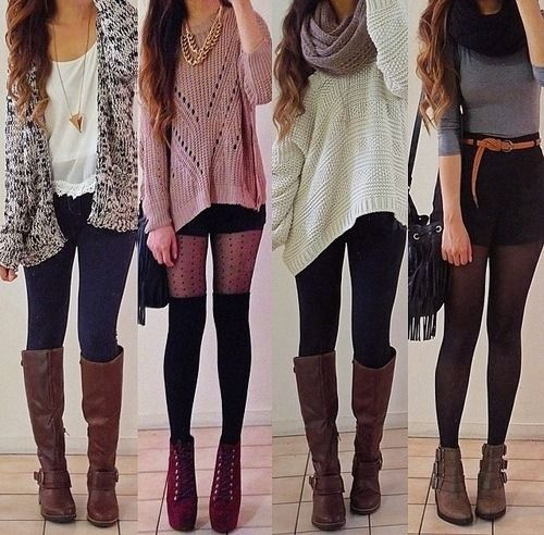 winter teen fashion | Tumblr