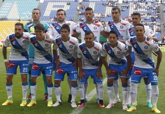 Jugadores del Club Puebla de la temporada 2017