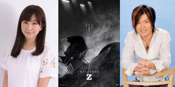 Ai Kayano y Showtaro Morikubo se unen al reparto de la película de Anime de Mazinger Z.