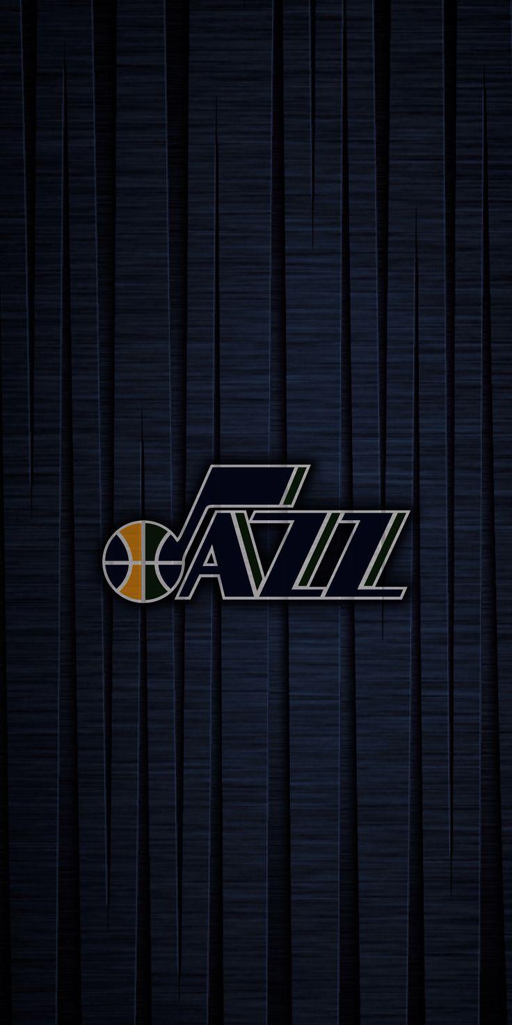 Utah Jazz - Phone Wallpaper 2014