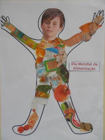 imagens de atividades sobre o dia da alimentação - Pesquisa Google
