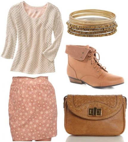 summer to fall transition outfit... Love the  whole outfit, super cute!!