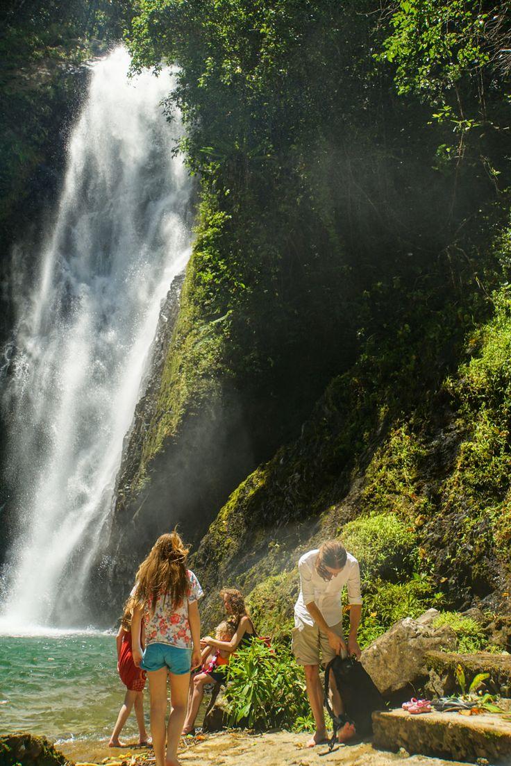 Family friendly travel in Fiji. Take the kids!