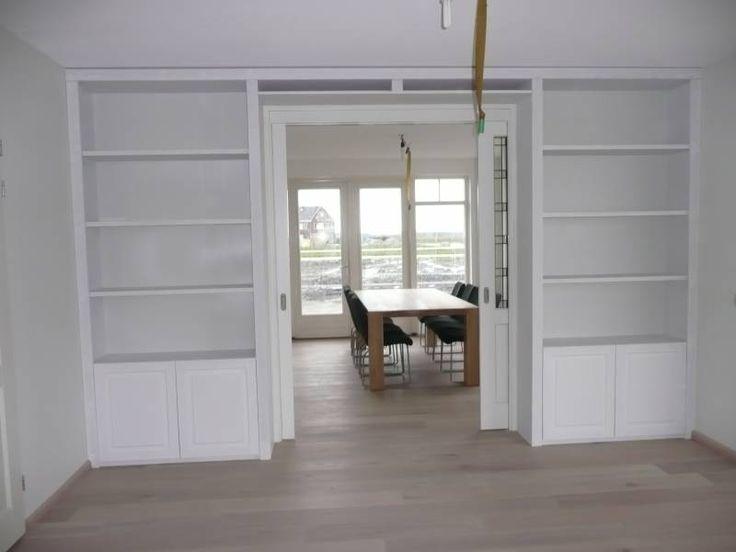 Harderwijk Ensuite boekenkast op maat meubels