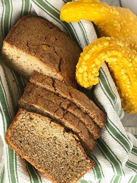 Yellow Squash Bread Recipe | Fall Recipe | Passionate Penny Pincher