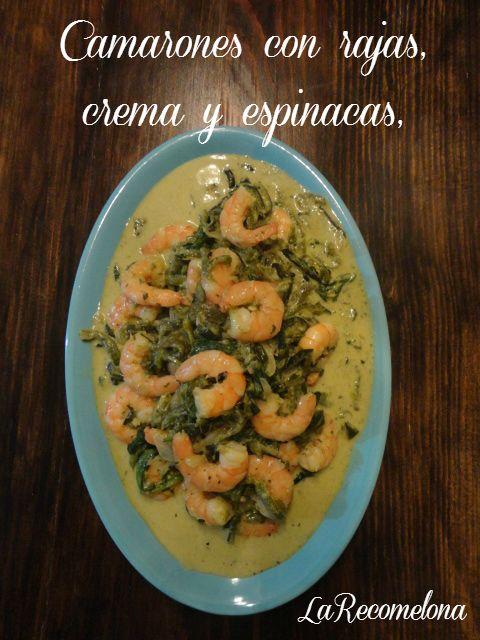 Una receta muy fácil y rica.#LaRecomelona #FoodBlogger