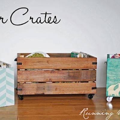Diy Toy Chest Ideas