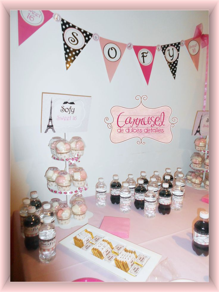 Ideas de decoraciones para quinceaneras tema paris - Decoraciones de bares ...