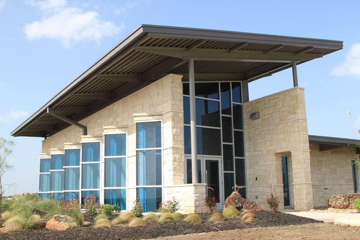 pre-engineered metal buildings with sloped roof - Google Search