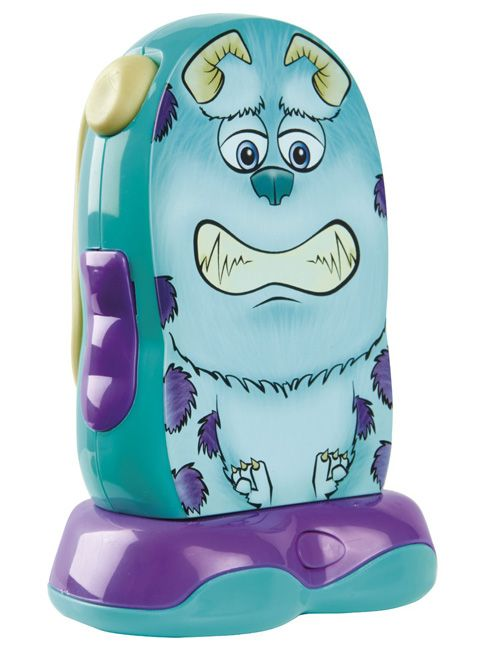 Go Glow Hero Monsters University Sulley Room Guard
