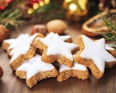Biscuits de Noël cannelle et gingembre | Cuisine AZ
