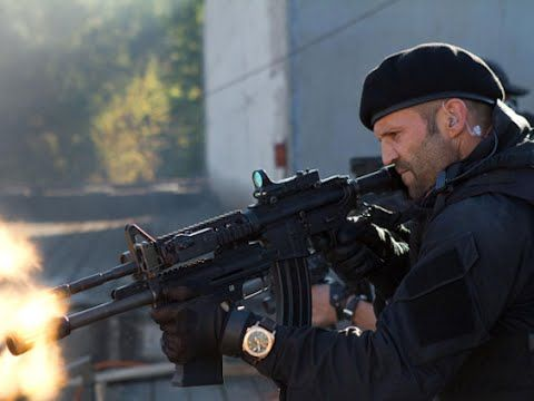 Jason Statham New Movie - The Expendables 3 Full Movie - Best Action War...