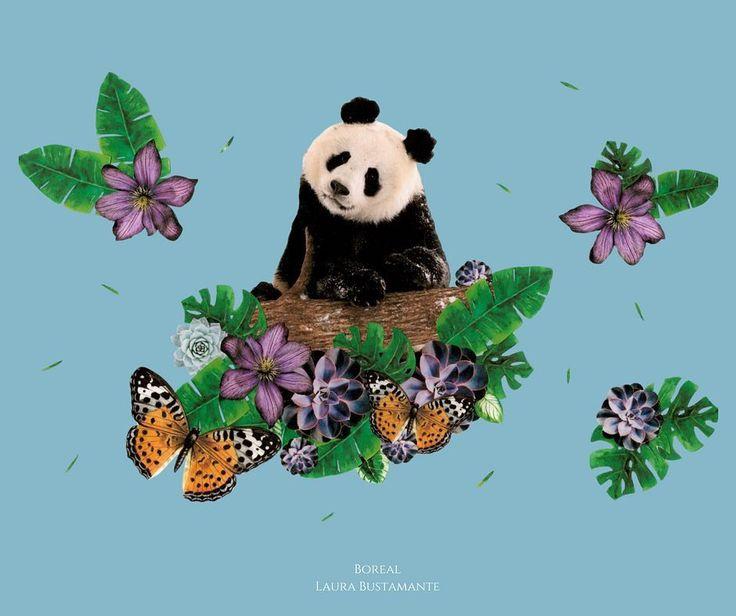 🐼🐼🐼  Panda!! .  #analog #paperart #c_expo #diseño #designs #decoracion #decohouse #decohome #independetdesigner  #artwork #ilustration  #artista #handmadecollage #collage #collageart #art  #deco #handmade #etsy #etsyshop #etsyprint #etsyprintables  #decoration #writerscommunity #poetrycommunity #contemporaryart @borealbl