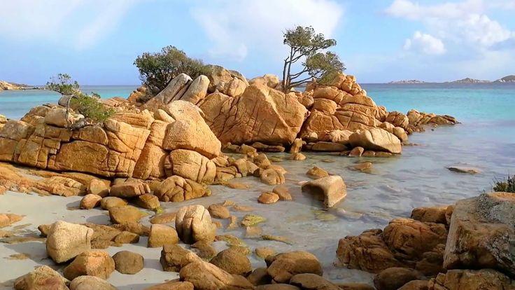 Spiaggia di Capriccioli.