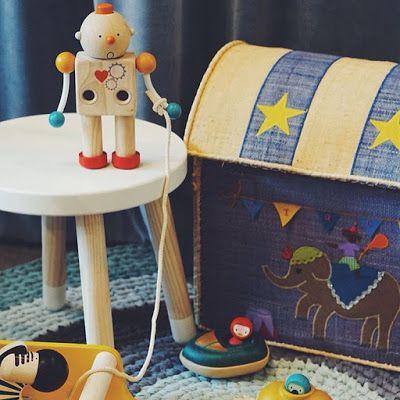 Farmhouse Friends - Barnmöbler | Inredning till barnrummet | Personliga doppresenter: Träleksaker från 0 - 6 år - kvalitetsleksaker med ...
