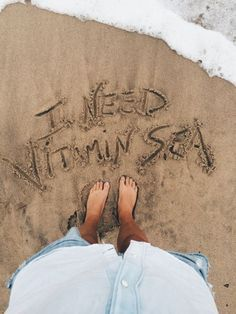 Creative Travel Picture Ideas to Try. - beach, ocean, sand, brunette, cute, fun, summer photography