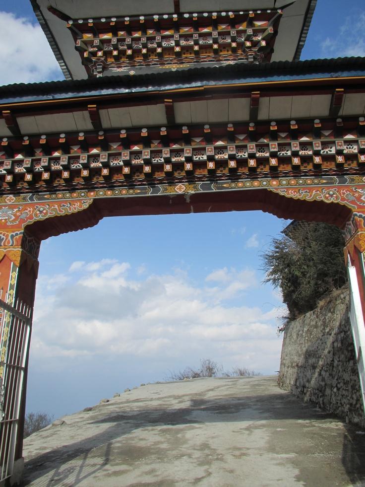Porten til himlen