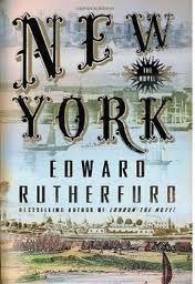 Edward Rutherford - New York