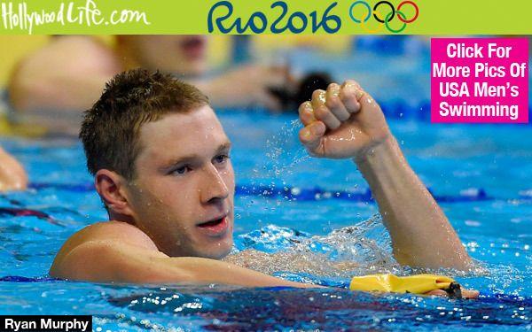 Ryan Murphy USA swimmer   Olympics: Ryan Murphy Wins 100m Backstroke Olympic Record 51.97, silver Xu Jiayu, Kina 52.31, brons David Plummer, USA 52.40