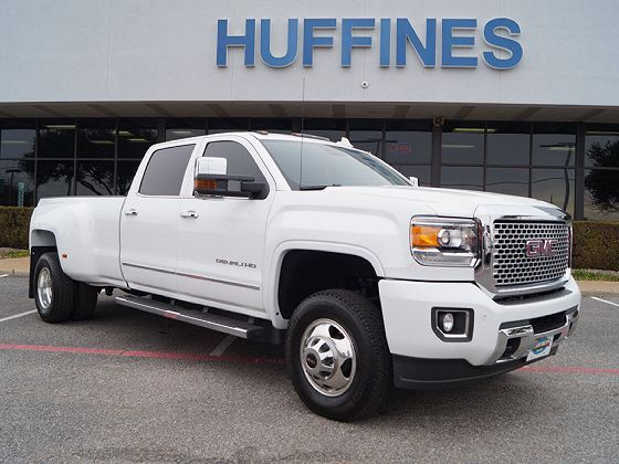 GMC Denali Dually 3500HD 2015 | http://www.carfax.com/vehicles/Used-GMC-Sierra-3500HD