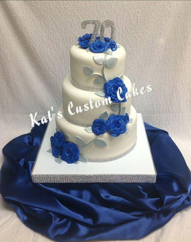 Wedding Anniversary Cakes Pinterest