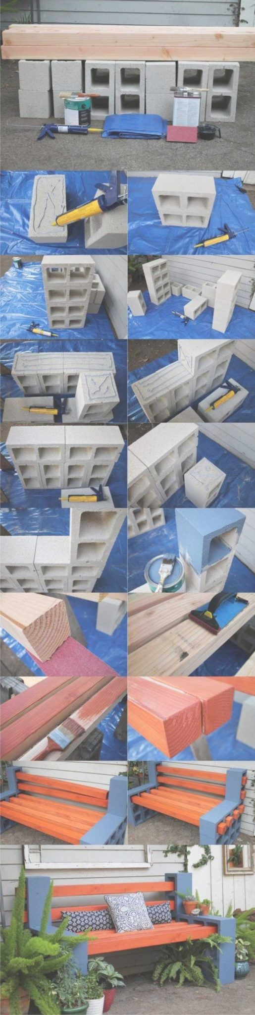 37 stenciled cinder block planter ideas and free 2017 from zola decor - The 25 Best Cinder Block Walls Ideas On Pinterest Decorating Cinder Block Walls Painting Basement Walls And Basement Walls