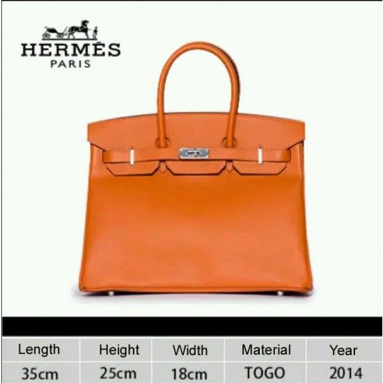 Hermes Birkin bag pattern, PDF download, With instruction, Leahter Bag sewing Pattern ACC-20